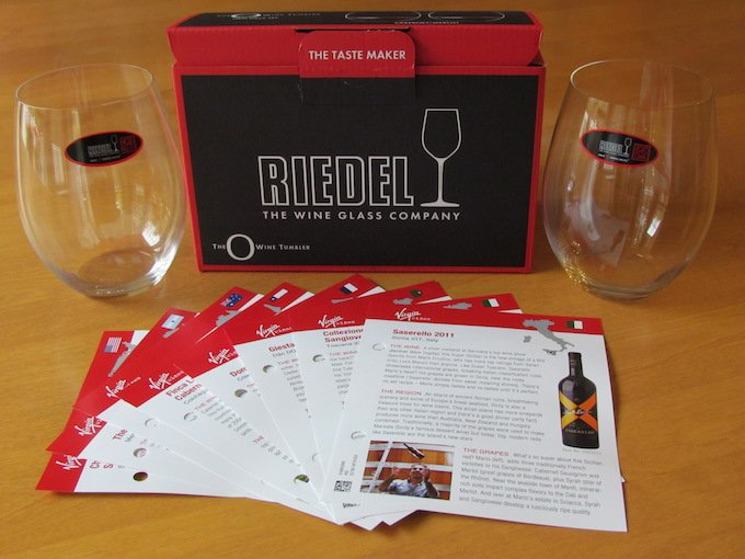 Virgin Wines Review Free Gifts