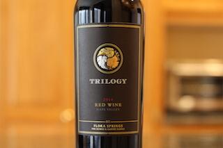 Flora Springs Trilogy Red Wine