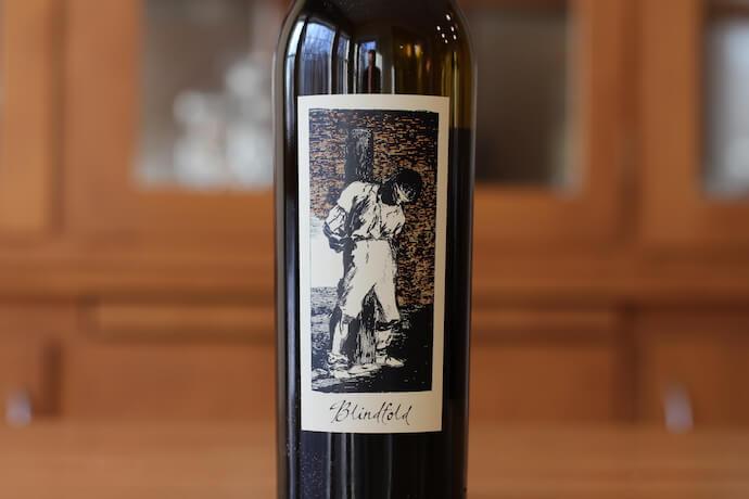 Blindfold White Wine