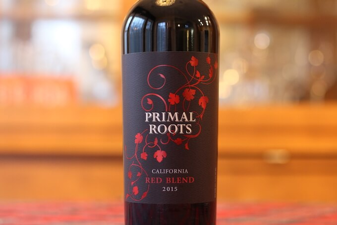 Primal Roots Red Blend Wine