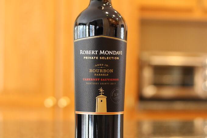 Robert Mondavi Bourbon Cabernet