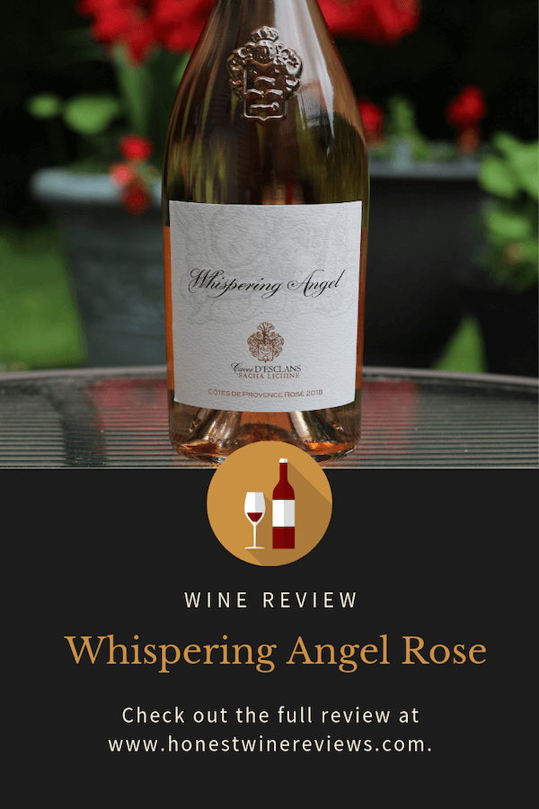 Whispering Angel Rose Review
