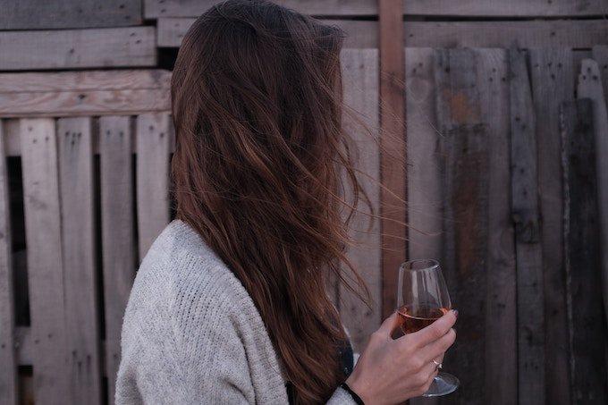 How to Taste Wine Finish Step