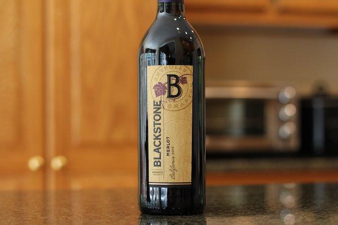 Blackstone Merlot Wine